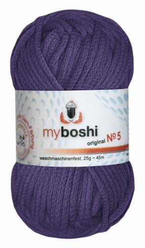 Myboshi Wolle No. 5, 25g plaume 565