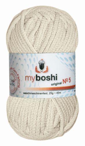 Myboshi Wolle No. 5, 25g beige 571
