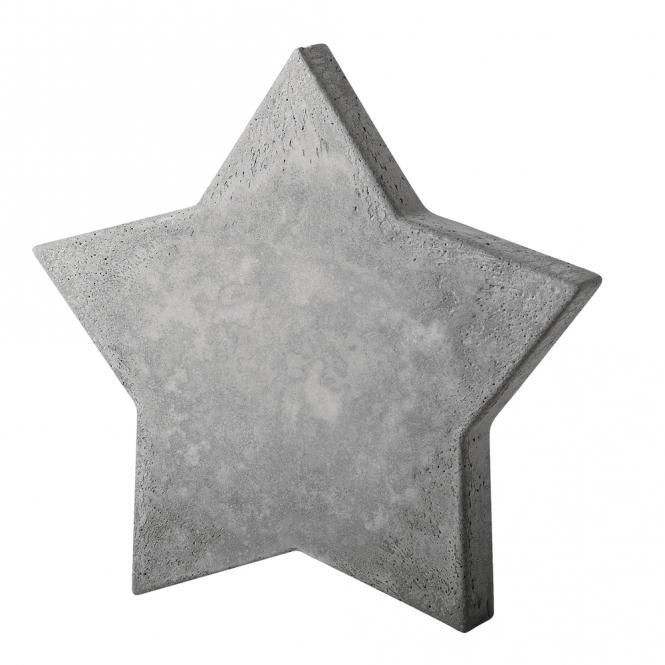 Rayher Gießform: Stern groß, 28x28cm, Tiefe 4 cm
