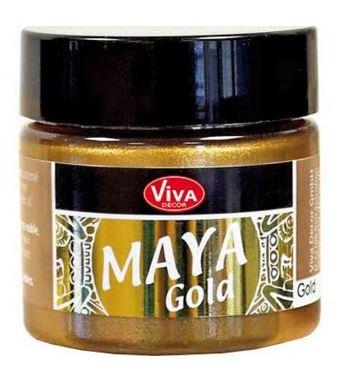 MAYA Gold 50ml gold