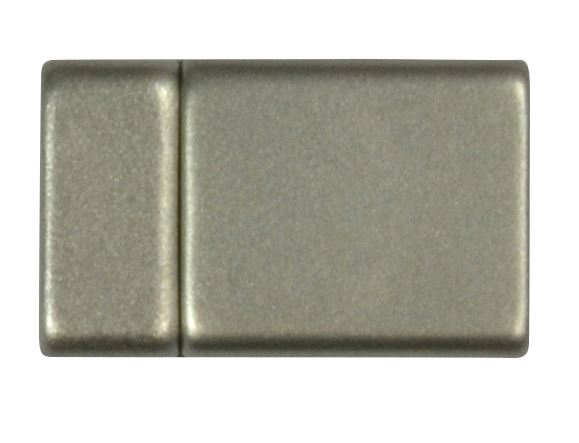 basteltrends magnetverschlu flach 10mm silber matt. Black Bedroom Furniture Sets. Home Design Ideas